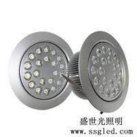 供应30瓦LED天花灯  开孔尺寸200mm 直径230