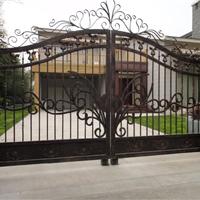 供应宁波铁艺门,电动铁艺门,铁艺围栏