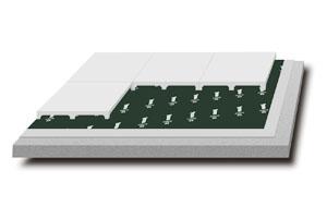 泰州保温材料 屋面防水高强隔热板
