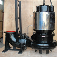 200WQ300-15-22耦合式潜水排污泵