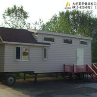 供应园林景观房,欧式轻体房,轻钢别墅