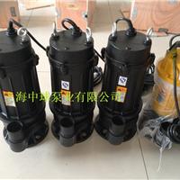 WQD10-18-1.5单相污水潜水泵