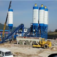 HZS120商品混凝土搅拌站/大型120商混搅拌站