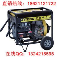 供应便携式柴油发电焊机