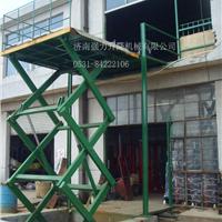 供应贵州遵义固定液压垂直上下货梯