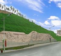 供应边坡绿化文化建设