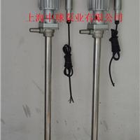 YBYB-40PG手提式不锈钢隔爆型油桶泵