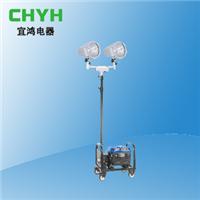 点击高品质SFW6120轻型升降泛光灯