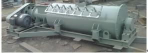 供应DSZ型单轴粉尘加湿搅拌机优点