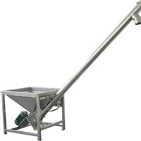 石家庄胜达不锈钢螺旋上料机,螺杆上料机