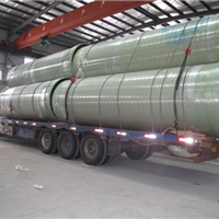 供应玻璃钢夹砂管专业制造商