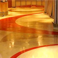 供应无锡防渗固化地坪,彩色耐磨固化地坪