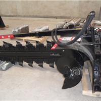 供应连续式开沟机 适用于滑移装载机