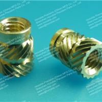 供应塑胶用铜螺母