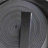供应价格低灰色高弹EPDM海绵模切CR橡胶海绵