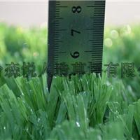 供应5CM专业足球场人造草坪开网丝足球草