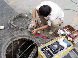 供应杭州光纤,光纤熔接,室外光缆