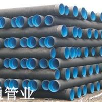 供应江西HDPE双壁波纹排水管