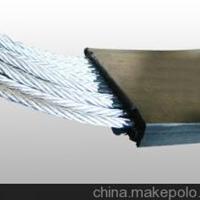 供应提升机皮带提升机钢丝绳皮带橡胶提升带