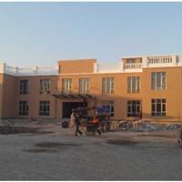 供应学校供暖制冷设备施工设计