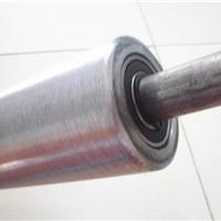 供应无动力镀锌托辊.不锈钢托辊.PVC辊筒