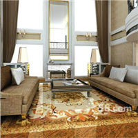金艺抛晶砖 背景墙  地毯花   厨卫砖