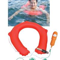 腰带,水上安全圈,气胀式水上安全圈