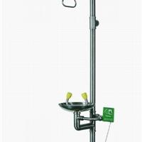 EC标准304不锈钢复式洗眼器  便携式洗眼器