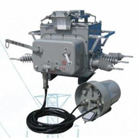 云控厂家直销ZW20-12柱上真空断路器