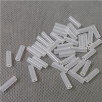 厂家生产塑料管 硬质白色半透明 铁钉子套管
