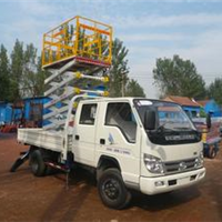 供应咸宁升降机 荆州车载式升降平台