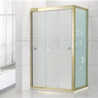 招商零加盟费厂家直销2015新款淋浴门玻璃隔断推拉移门
