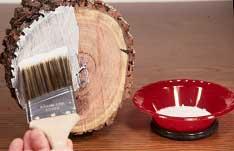 木材端头防裂密封水性液体蜡