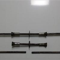 生产三段式止水螺杆,穿墙螺栓,顶托顶丝厂