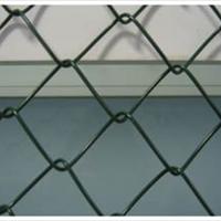 镀锌勾花护栏网、50*50孔径浸塑勾花护栏网