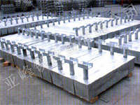 铝合金牺牲阳极  铝阳极 镁阳极