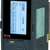 供应虹润流量(热能)积算台式打印控制仪
