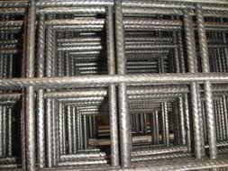供应包头建筑用钢筋网片混凝铺路专用钢筋网