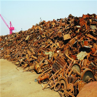 供应 各种标准规格的重废铁