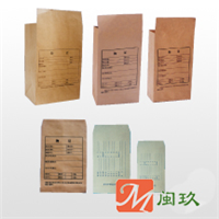 MJHJ316-MJHJ321纸物证袋
