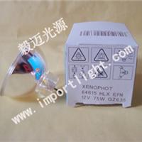 供应欧司朗HLX64615 12V75W网屏电分机灯泡