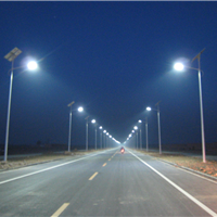直流变频周口太阳能路灯,新农村路灯