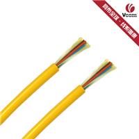 供应vcom4芯室内单模光纤光缆