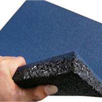 供应橡胶地垫(蓝色)