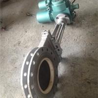 供应PZ673TC气动陶瓷刀型闸阀,耐磨刀闸阀