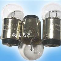 供应HOSOBUCHI 6V15W OP2128卡口灯泡