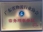 广东省物流行业协会常务理事