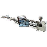 苏州PVC\PP\PE\PC\ABS定制型材挤出生产线