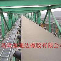 供应混凝土搅拌站专用钢丝绳输送带流水线