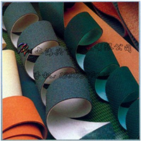 供应糙面刺皮,罗拉皮,导辊带,粒面带